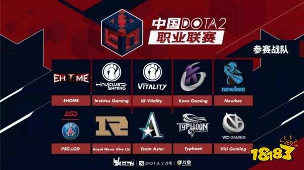 在欠缺联赛体系的DOTA2中 他们做了国内的职业联赛