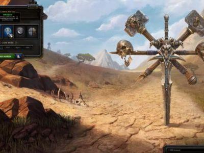 《魔兽争霸3重制版》不打战役解锁头像方法