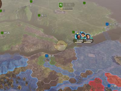 《三国志14》DLC古武将公输班数据分享