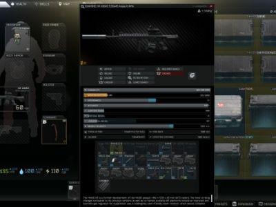 逃離塔科夫HK416高性價比配裝教程