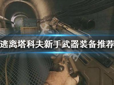 逃離塔科夫新手武器裝備推薦 新手用什么槍械好