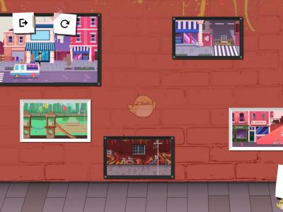 艾莉莎回憶畫廊游戲特色內容介紹