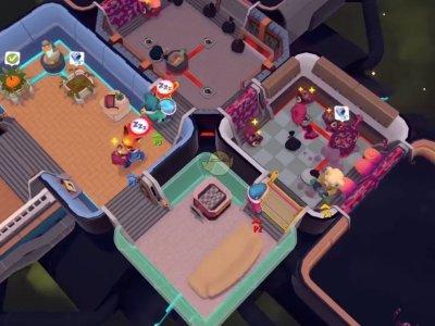 太空亂游游戲特色內容一覽