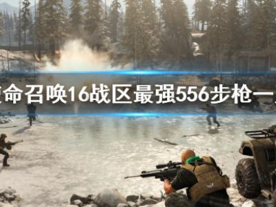 《使命召唤16战区》哪把556步枪最强 最强556步枪一览
