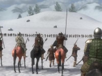 《骑马与砍杀:战团》萨兰德马穆鲁克兵种介绍