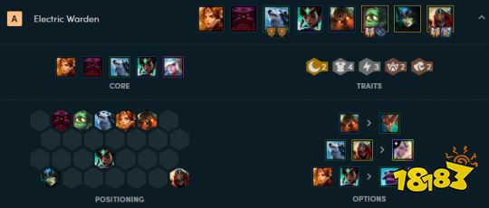 云顶之弈10.1新英雄天堂II网页版卡尔玛阵容与出装