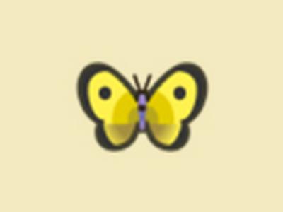 《集合啦!動物森友會》斑緣點粉蝶圖鑒