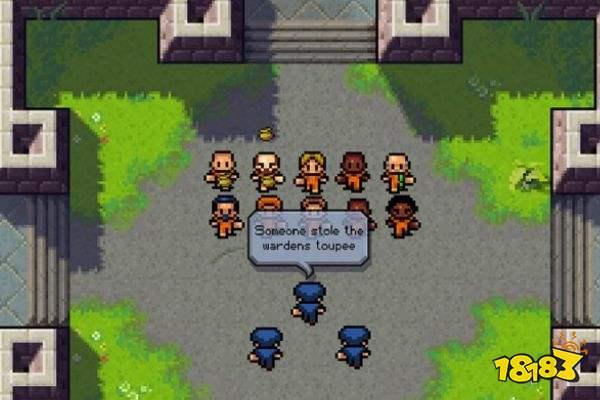 天堂II网页游戏2中央公园2.0和团队成员见面逃脱方法介绍