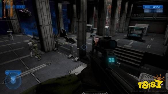 光环2pc 《光环2》PC版4K截图欣赏 画质放到今天依旧很能打! 现在什么端游好玩