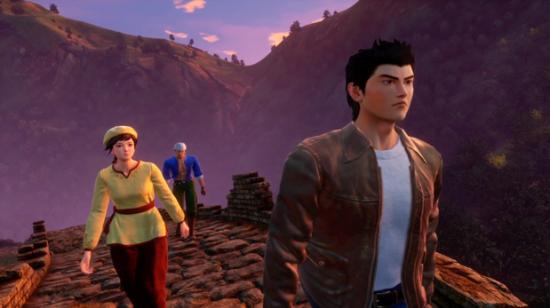 IGN日本《莎木3》实机短片细数期待本作十个理由