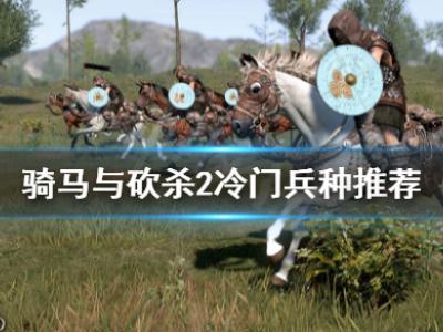 《骑马与砍杀2》冷门兵种推荐 什么冷门兵种厉害