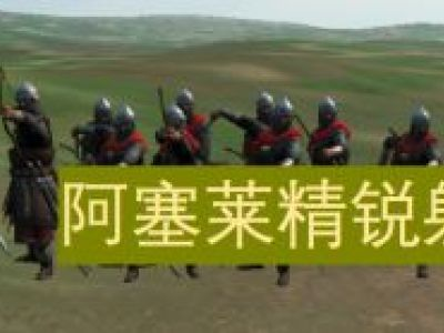 《骑马与砍杀2》阿塞莱精锐射手作战能力分析