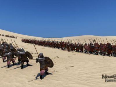 骑马与砍杀2指挥技巧及兵种使用心得