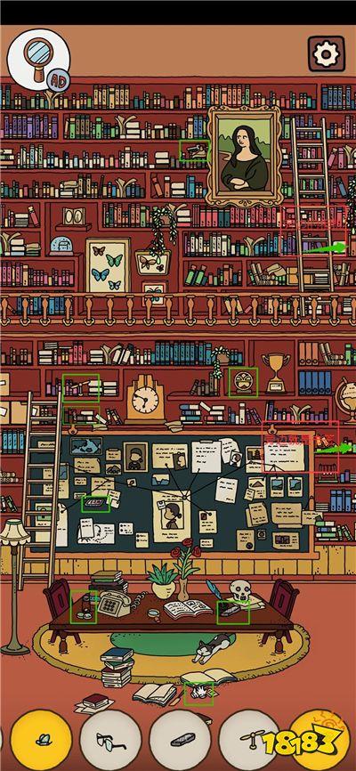 梦境侦探大侦探的家神探模式全收集
