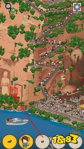 梦境侦探山是一尊佛地图在哪里