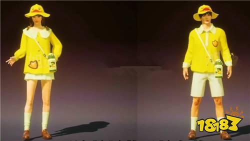 《和平精英》小黄鸭套装兑换码