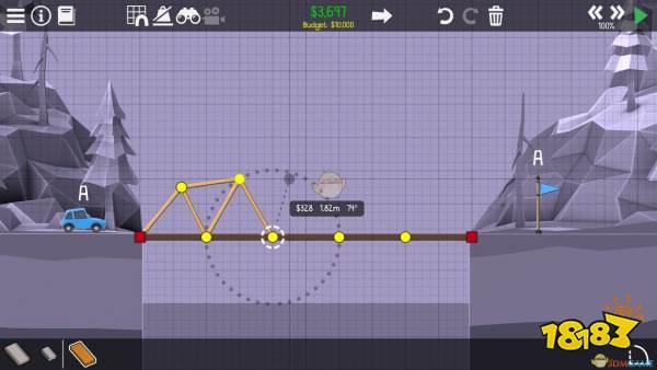 《桥梁建筑师2》游戏配置要求一览