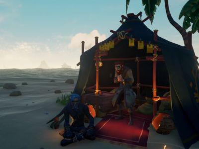盜賊之海新手向基礎任務講解