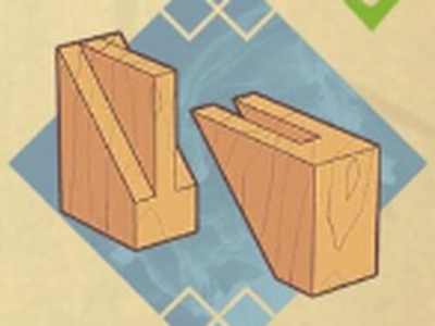 匠木序章格角榫怎么做 序章格角榫组合介绍