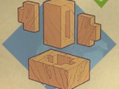 匠木第二章屏座直榫怎么过 第二章屏座直榫完美通关攻略