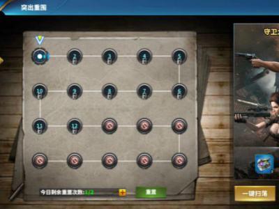 火力全开《正义集结》突出重围玩法最全介绍