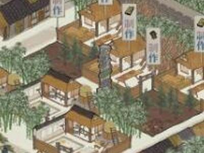 江南百景图玲珑棋局怎么摆 玲珑棋局摆法介绍