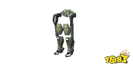 《和平精英》外骨骼腿甲有什么用(图1)