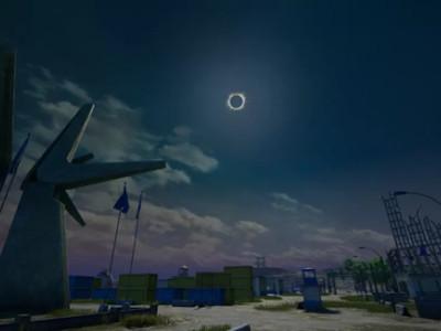 和平精英日食模式怎么開 天文模式觸發日全食