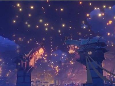 原神海燈節是什么  原神海燈節活動介紹