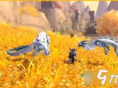 魔兽世界9.0猎人雷霆白玉云端翔龙驯服方法