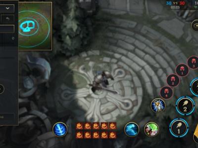 英雄联盟手游攻击方式设置 LOL手游基础攻击方式