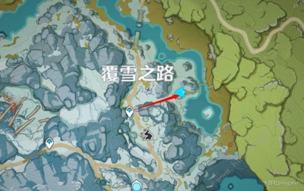 原神龙脊雪山石碑收集总汇:雪山8个石碑在什么地方[视频]图片7
