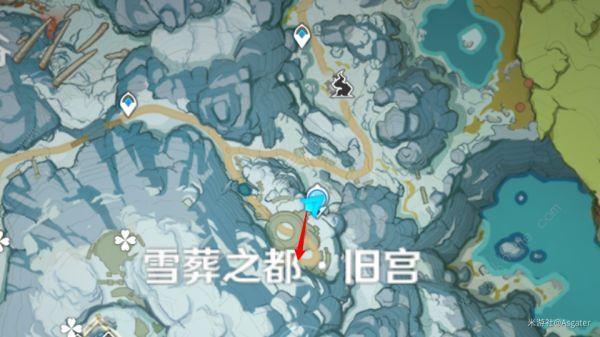 原神龙脊雪山石碑收集总汇:雪山8个石碑在什么地方[视频]图片10