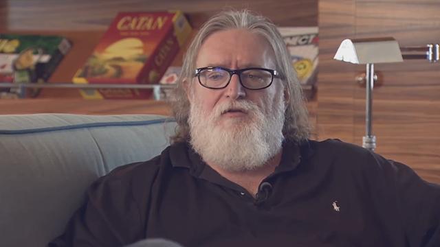 Steam创始人加布•纽维尔表示自己最想玩《APEX英雄》