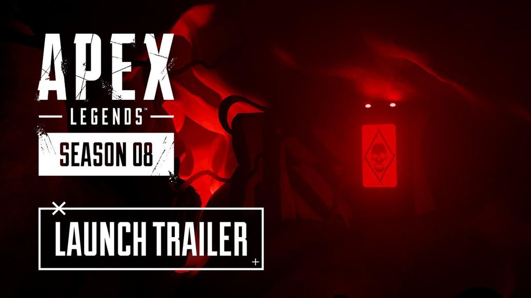 "《Apex英雄》第八赛季""死斗""的预告片将于明天0点发布"