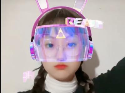 抖音彩虹兔怎么开特效 彩虹兔特效开启方法