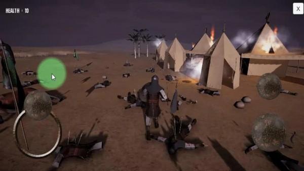 沙漠战争幸存者