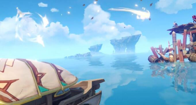 原神1.6版本在船上怎么下船