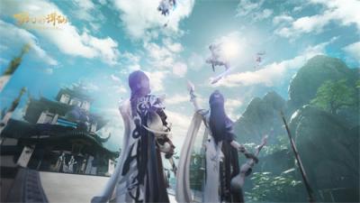 《梦幻新诛仙》6.25公测 三百个随机事件鉴定主角光环