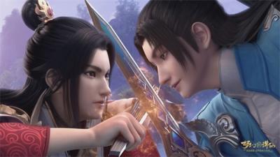 《梦幻新诛仙》6.25公测 八大门派大战玄蛇CG大片上映