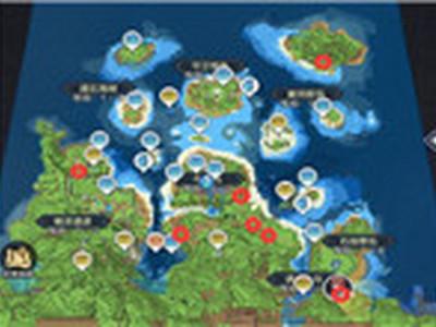 神角技巧遗忘之岛高级宝箱位置一览 遗忘之岛宝箱汇总