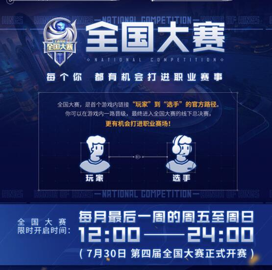 王者荣耀全民电竞怎么参加 全民电竞参与方法