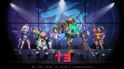在TapTap发布会发现好游戏:轻松、射击与多英雄,这就是《T3》!