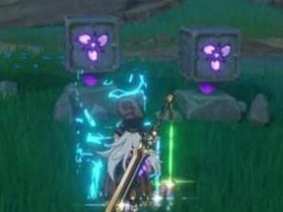 原神稻妻雷方块机关解密怎么做 雷方块机关攻略