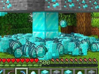 我的世界如何快速挖到大量钻石 钻石挖取攻略