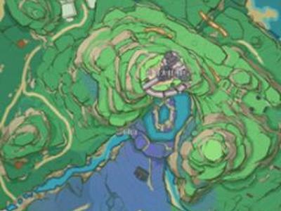 原神特产海灵芝刷新位置攻略 海灵芝在哪