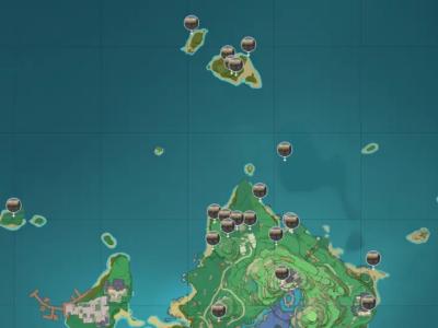 <b>原神稻妻地图宝箱位置大全 稻妻194个宝箱分布位置一览</b>