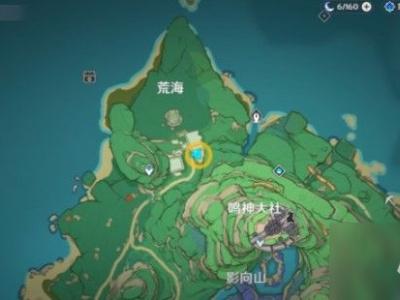 原神稻妻特殊宝藏位置攻略 所有特殊宝藏位置一览