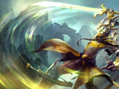 英雄联盟手游剑圣怎么玩 易大师玩法解析