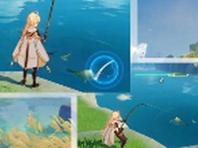 原神2.1版本怎么钓鱼 2.1版本钓鱼技巧分享